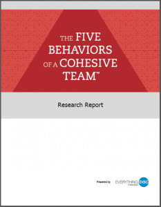 Five Behaviors Research Pic