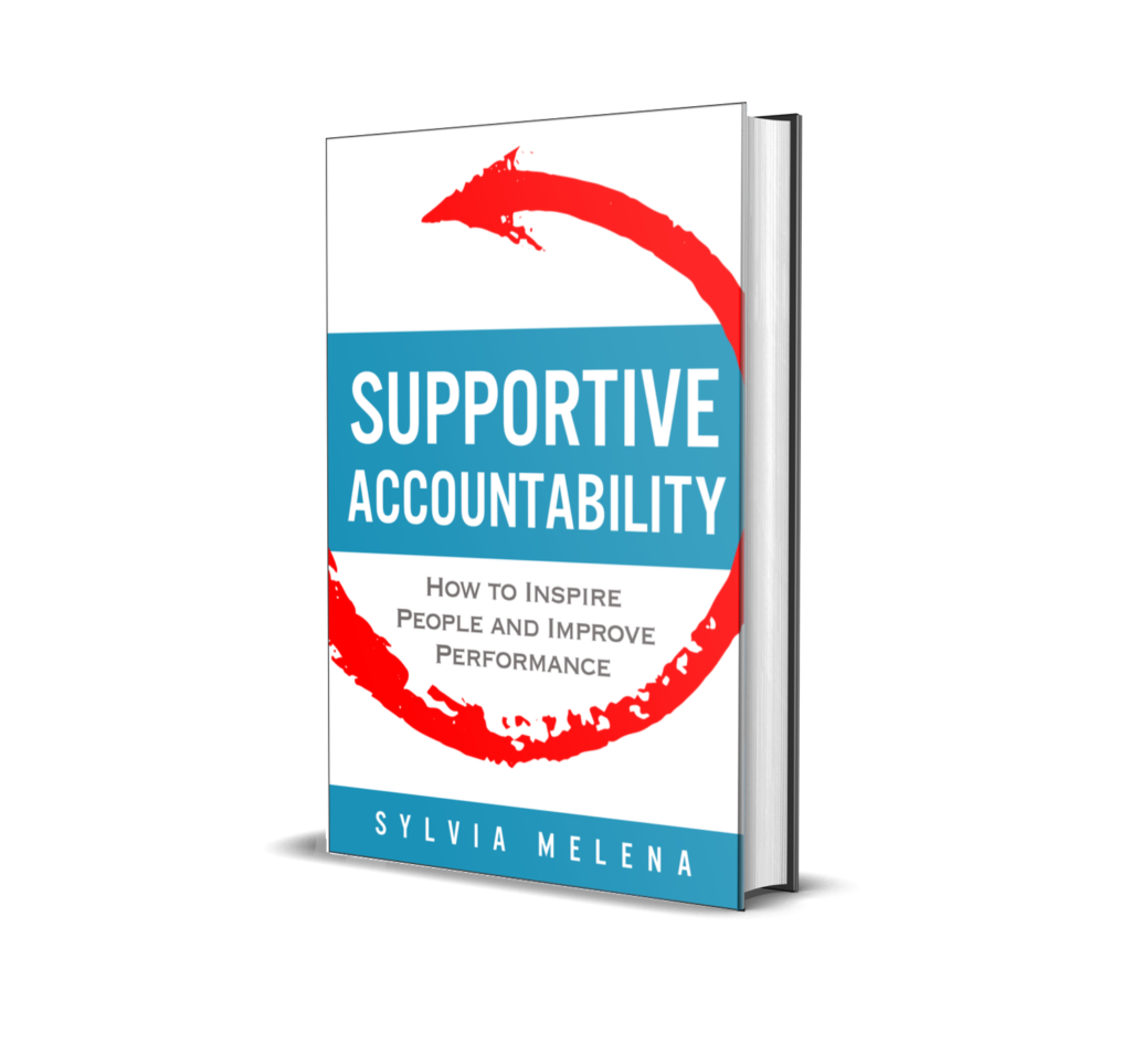 Supportive Accountability Hardcover