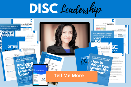 """DISC Leadership Kickstarter"" Online Course"